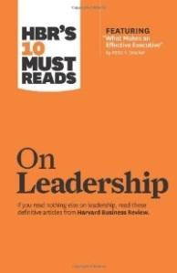 HBR Must Read - Leadership
