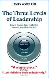 Three levels of leadership