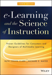 elearning and science of instruction