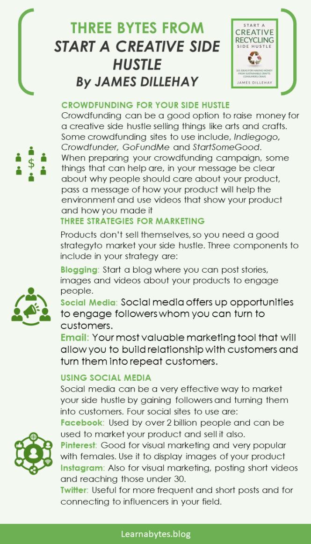 SHS5 - Start a Creative Recycling Side Hustle