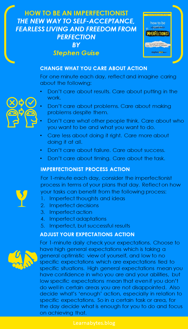 SHS23 - How To Be An Imperfectionist