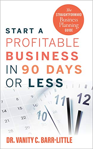 Start a business in 90 days - Dr Vanity