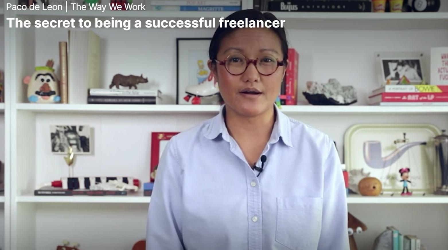 Great freelancer