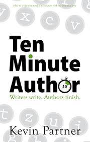 10 minute author